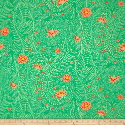 Kaffe Fassett Spring 2017 Ferns Green Fabric
