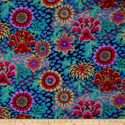 Kaffe Fassett Spring 2017 Dream Dark Fabric