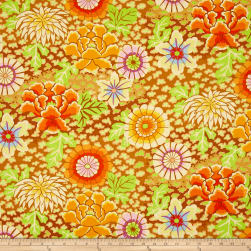 Kaffe Fassett Spring 2017 Dream Yellow Fabric