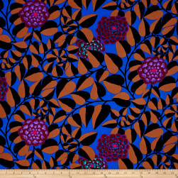 Kaffe Fassett Spring 2017 Vine Royal Fabric