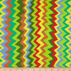 Brandon Mably Spring 2017 Sound Waves Bright Fabric