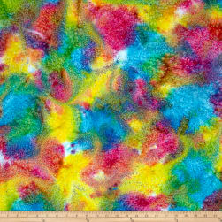 Indian Batik Marble Blender Pink/Blue/Green/Yellow Fabric