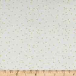 Riley Blake Bee Backgrounds Tiny Circle Honey Fabric
