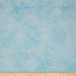 Anthology Batik Tulips Blue/White