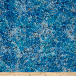 Anthology Batik Small Floral Blue