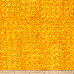 Anthology Batik Foulard Yellow