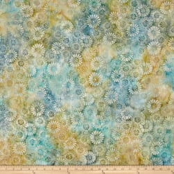 Anthology Batik Print Midsize Floral Multi Fabric