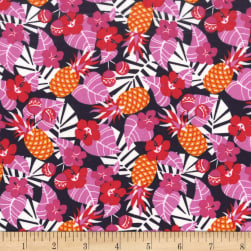 Michael Miller Cuban Beat Rhumba Tropical Fabric
