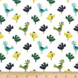 Michael Miller Cuban Beat Toucan Dance Caribbean Fabric