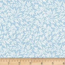 Michael Miller Sea Life Willow Wisps Seafoam Fabric