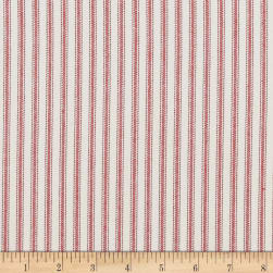 Waverly Classic Ticking Americana Fabric