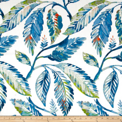Waverly Creative Flow Basketweave Lapis Fabric