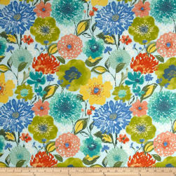 Swavelle/Mill Creek Indoor/Outdoor Peppy Blue Haze Fabric