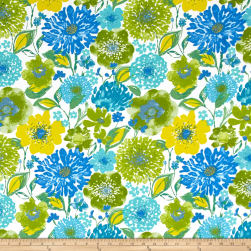 Swavelle/Mill Creek Indoor/Outdoor Peppy Snow Pea Fabric