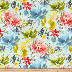 Swavelle/Mill Creek Indoor/Outdoor Shandell Bluebird Fabric