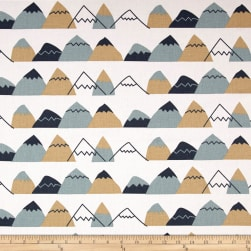 Premier Prints Mountain High Awendela Fabric