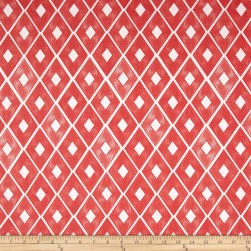 Premier Prints Trillion Coral Fabric