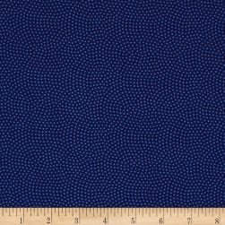 Timeless Treasures Spin Dot Pacific Fabric