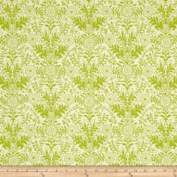 Ink & Arrow Zola Damask Cream/Light Green Fabric