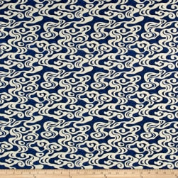 Tommy Bahama Seas The Day Riptide Fabric