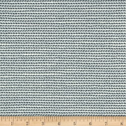 Magnolia Home Fashions Tuxedo DenimBasketweave Fabric