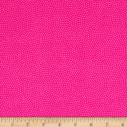 Timeless Treasures Flannel Spin Dot Candy