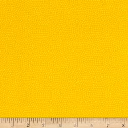 Timeless Treasures Flannel Spin Dot Yellow Fabric