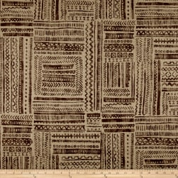 ED Ellen DeGeneres Avron Basketweave Mud Fabric