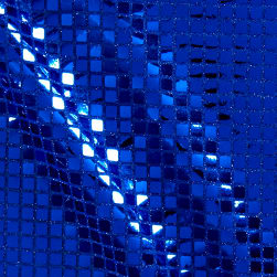 Quad Sequin Royal Blue