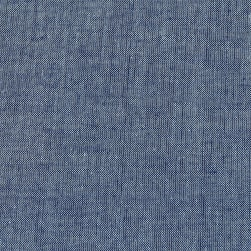 Cotton Yarn Dye Chambray Blue