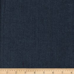 Cotton Yarn Dye Chambray Denim Blue Fabric