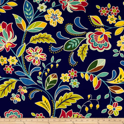 Swavelle/Mill Creek Uoda Midnight Fabric