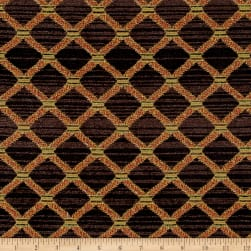 Swavelle/Mill Creek Chenille Jacquard Hikari Night Fabric