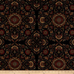 Swavelle/Mill Creek Chenille Jacquard Imala Onyx