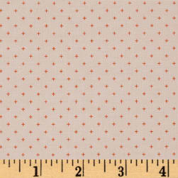 Cotton + Steel Add It Up Taffy Fabric