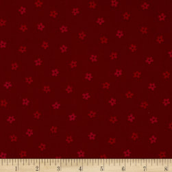 Remember Red Pick A Posey Red Fabric