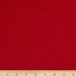 Remember Red Matchsticks Red Fabric