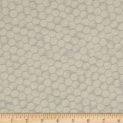 Kaufman Shimmer Pearl Metallic Honeycomb Pearl Fabric