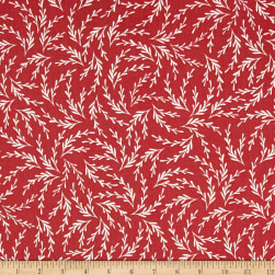 Kaufman Reef Twigs Sienna Fabric
