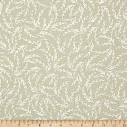 Kaufman Reef Twigs Limestone Fabric
