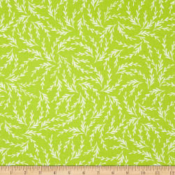Kaufman Reef Twigs Sprout Fabric