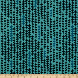 Kaufman Reef Strands Spruce Fabric