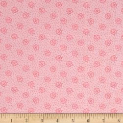 Kaufman Windowsill Garden Flower Spread Camellia Fabric
