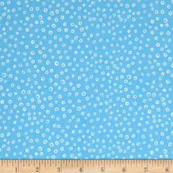 Kaufman Panache Dots Surf Fabric