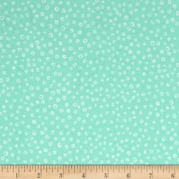 Kaufman Panache Dots Pool Fabric