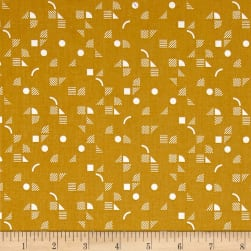 Kaufman Panache Geo Yarrow Fabric