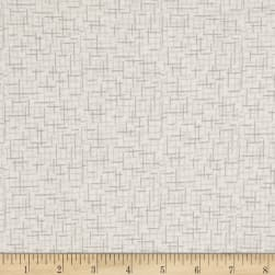 Kaufman Microlife Textures Digital Prints Plaid Ash Fabric