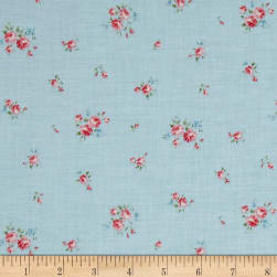 Kaufman Anna Bouquet Garden Fabric