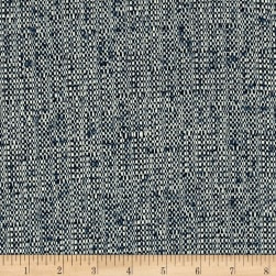 Crypton Home Garrett Basketweave Cadet Fabric