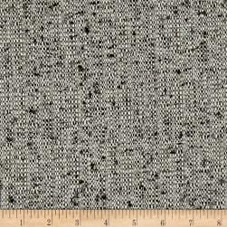 Crypton Home Garrett Basketweave Graphite Fabric